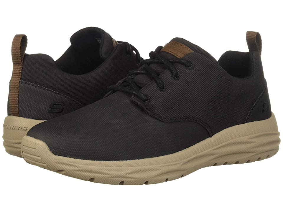 SKECHERS Harsen Acton (Black) Men