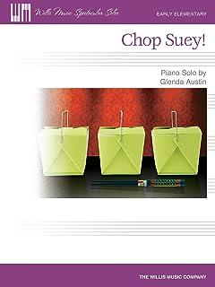 Chop Suey! - Piano - SHEET