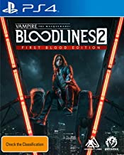 Vampire The Masquerade Bloodlines 2 [First Blood Edition] - PlayStation 4