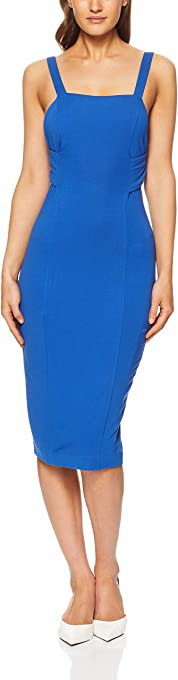 THIRD FORM Women's Banded MIDI Dress