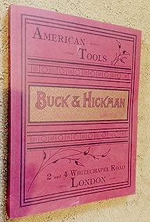 buck and hickman tools