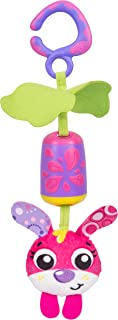 Playgro Activity Toy Cheeky Chime Sunny Bunny, Multi-Colour, 0186974