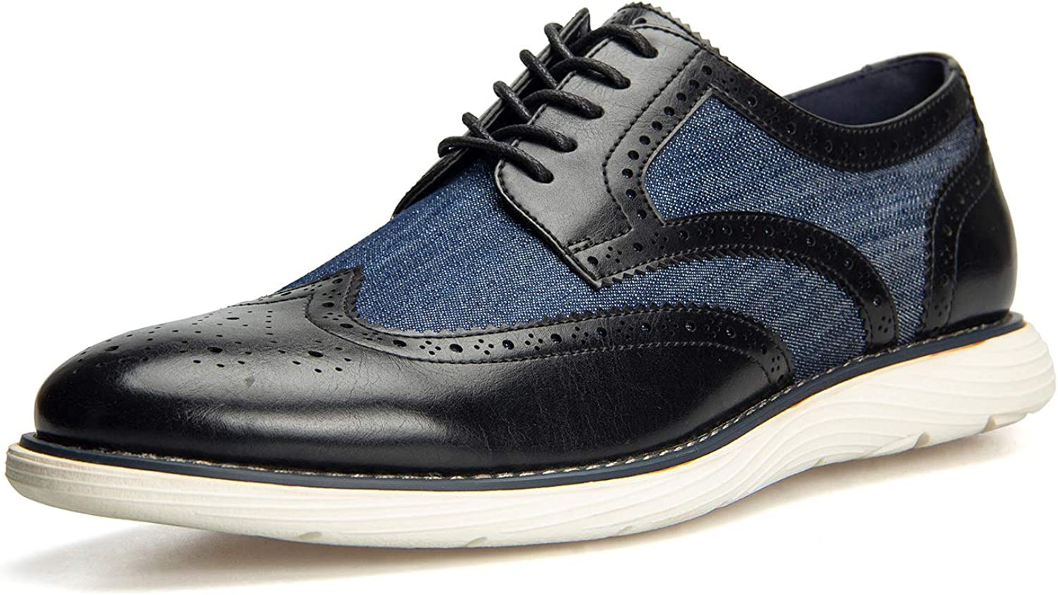 Meijiana Men's Oxford Shoes Casual Shoes for Men Casual Dress Shoes for Men