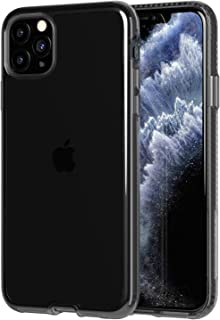 tech21 Pure Tint Mobile Phone Case - Compatible with iPhone 11 Pro Max - Ultra Thin, Carbon Tint with Anti-Microbial Properties and Drop Protection, Carbon