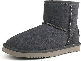 Shenduo Scarpe Donna Invernali - Stivali da neve Classico Impermeabile caldo con Antisdrucciolo D5154