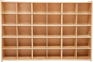 Contender 30 Cubby Wooden Storage Unit - RTA