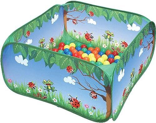 venta directa de fábrica The Toy Company Outdoor Active Ladybird Ball Pit con con con 50 Pelotas  para barato