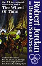 Wheel of Time, Boxed Set IV: Crossroads of Twilight, Knife of Dreams, The Gathering Storm