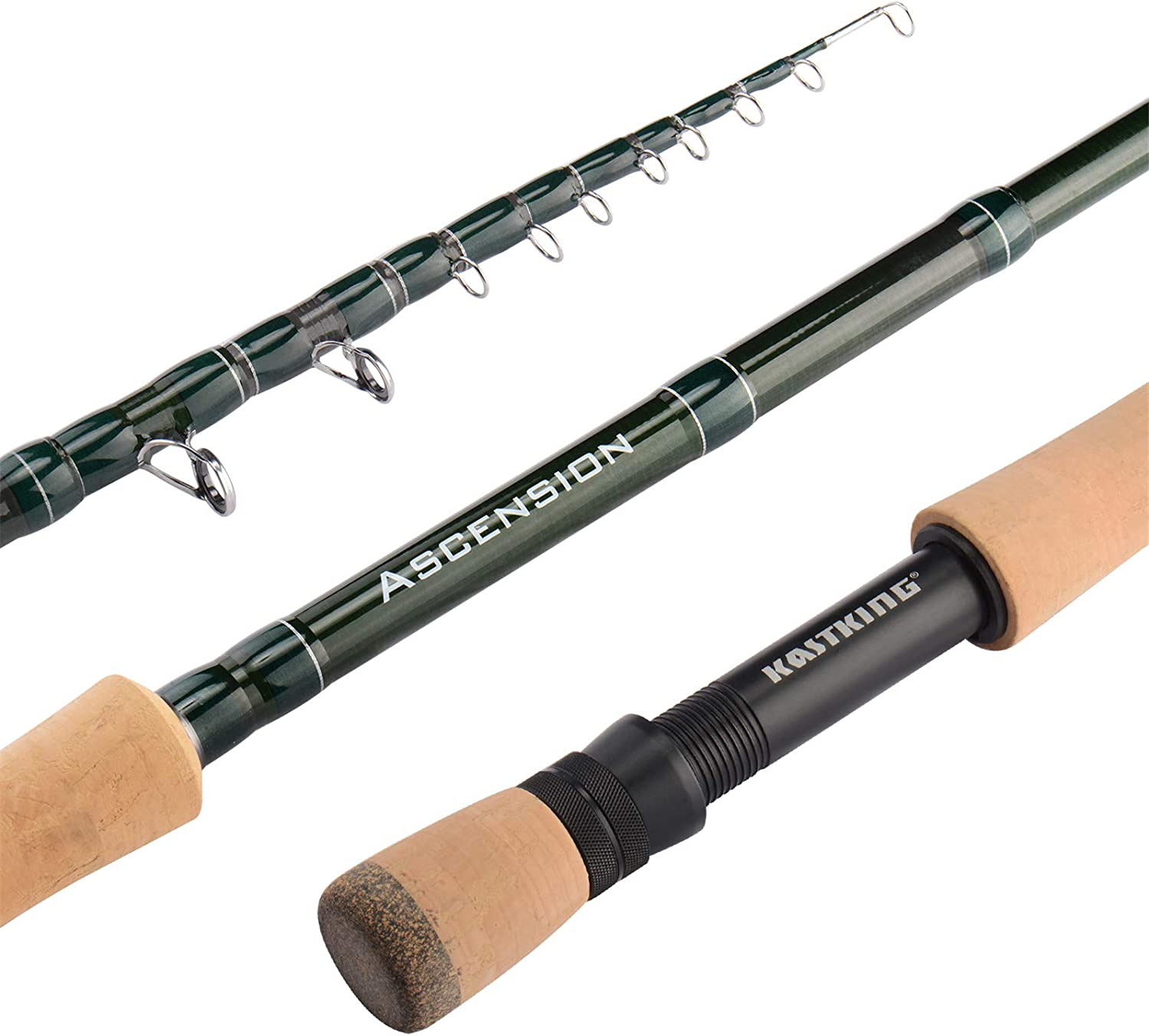 KastKing Ascension Soloscopic Fly and Rod shipfree Combos OFFicial store