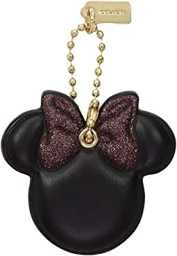 Boxed Minnie Mouse Bow Hangtag ©Disney x COACH