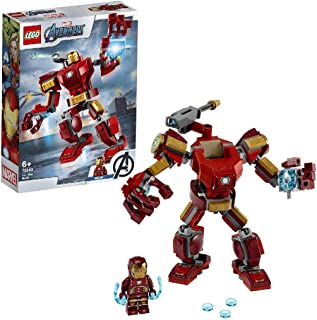 LEGOMarvelAvengersLerobotd'IronMan76140-Robotdesuper-hérospourenfants-Jouetdeconstructioncomprenantler...