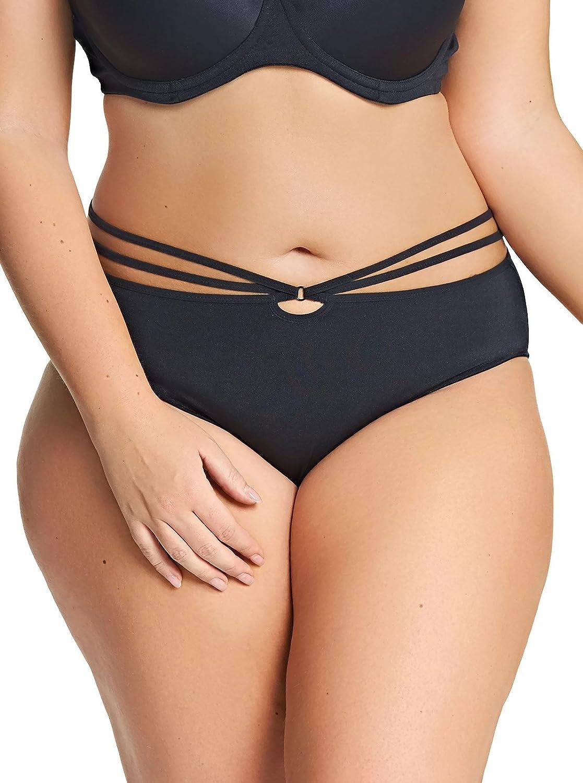 Elomi Women's Plus Size Bijou Flirt Strappy Brief