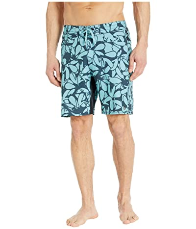 Quiksilver Waterman Paddler Print 19 Boardshorts Men