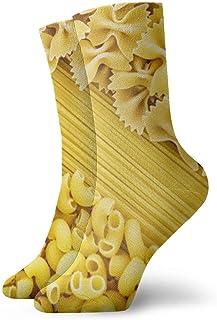 Kevin-Shop, Cierre de pastas Mixtas Calcetines Unisex Calcetines Suaves Impresos Todas Las Temporadas Calcetines Cortos Calcetines Cortos