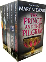 Mary Stewart King Arthur 5 Books Collection Set Magical Merlin The Crystal Cave (Merlin Trilogy)