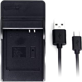 NB-6L USB Cargador para Canon PowerShot SX530 HS SX610 HS SX710 HS SD1200 IS SD1300 IS S120 IXY 10S IXY 30S cámara y Más