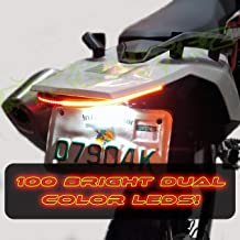 Clear Fender Eliminator Integrated Tail Light To Fit KTM 690 Enduro SMC R (2016-2018)