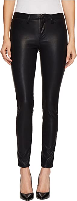 1c3af9eee Blank nyc vegan leather pull on stirrup leggings in black mail ...