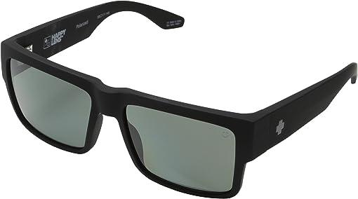 Cyrus Soft Matte Black - HD Plus Gray Green Polar