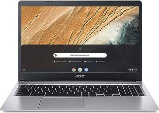 Acer Chromebook 315 15,6 tum Full HD IPS pekskärm matta, 20 mm smal, extremt lång batterilivslängd, snabb WLAN, microSD-ko...