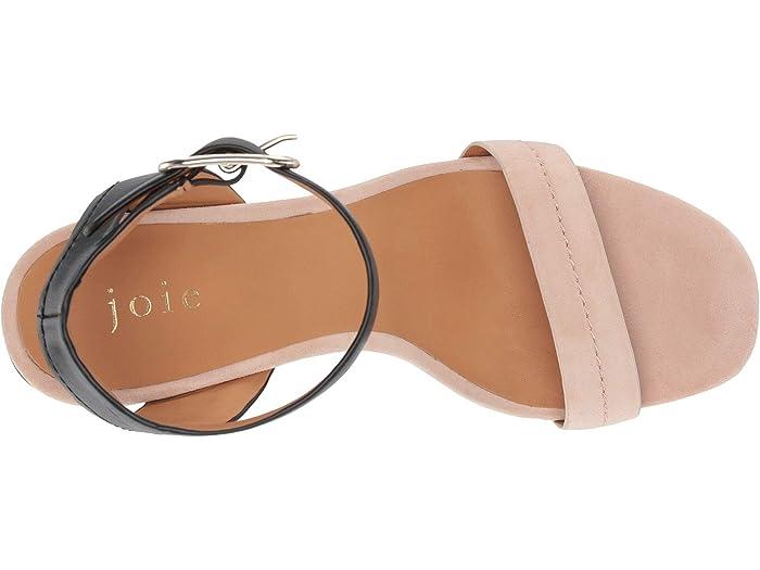 joie okaba suede sandals