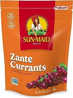 Sun Maid California Zante Currants, 8 oz (Pack of 1)