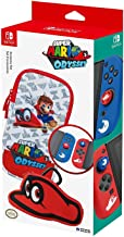 HORI Super Mario Odyssey Accessory Set Officially Licensed - Nintendo Switch