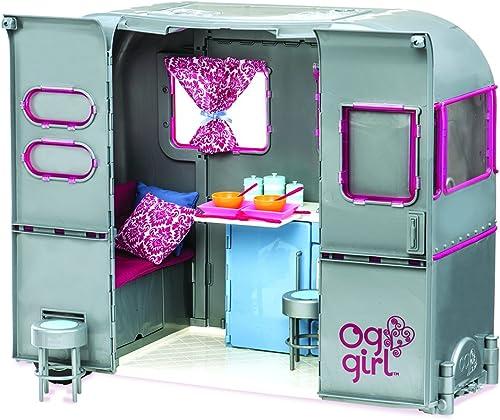 aquí tiene la última Our Our Our Generation- Caravana para muñeca, Color (Battat BD37214Z)  gran descuento