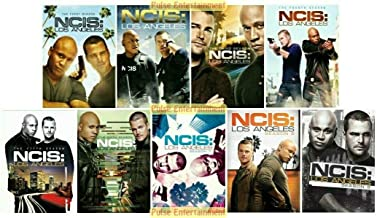 NCIS Los Angeles - The Complete DVD Series Set Seasons 1 2 3 4 5 6 7 8 9 New 1-9