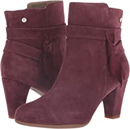 Dark Wine Suede