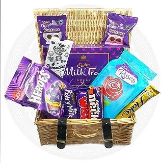 Valentines Cadbury Small Love Hamper By Moreton Gifts British Chocolates