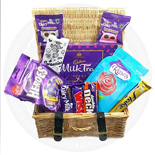 80d3fec3e4b1 Valentines Cadbury Small Love Hamper By Moreton Gifts British Chocolates