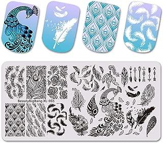 Best peacock nail art Reviews
