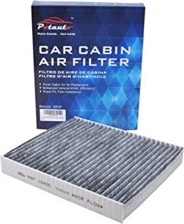 POTAUTO MAP 1040C (CF10743) Activated Carbon Car Cabin Air Filter for CHRYSLER,TOWN & COUNTRY, DODGE, GRAND CARAVAN, KENWORTH, T660, 680, T700, T880, W900, NISSAN, ARMADA, GT-R, TITAN,VOLKSWAGEN