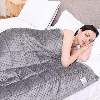 Kpblis Weighted Blanket 15 lbs 48