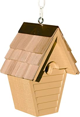 Heartwood 082G Wren-in-The-Wind Decorative Bird House