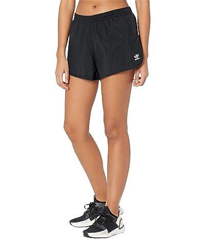 adidas Originals 3-Stripes Shorts (Black 2) Women