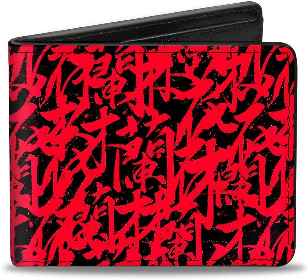 Cheap SALE Start Buckle-Down Men's Standard Super sale period limited Bifold Wallet Mulan 3.5