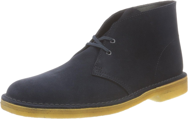 Clarks Originals Mens Desert Suede Boots