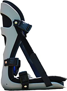 Alpha Medical Plantar Fascitis Night Splint Heel & Foot Pain; P.F. Brace L4398 (Medium)