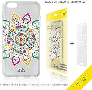4872acbb7c7 Funnytech® Funda Silicona para Xiaomi Redmi 6 Pro/Xiaomi Mi A2 Lite [Gel