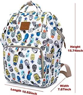 pineapple diaper bag