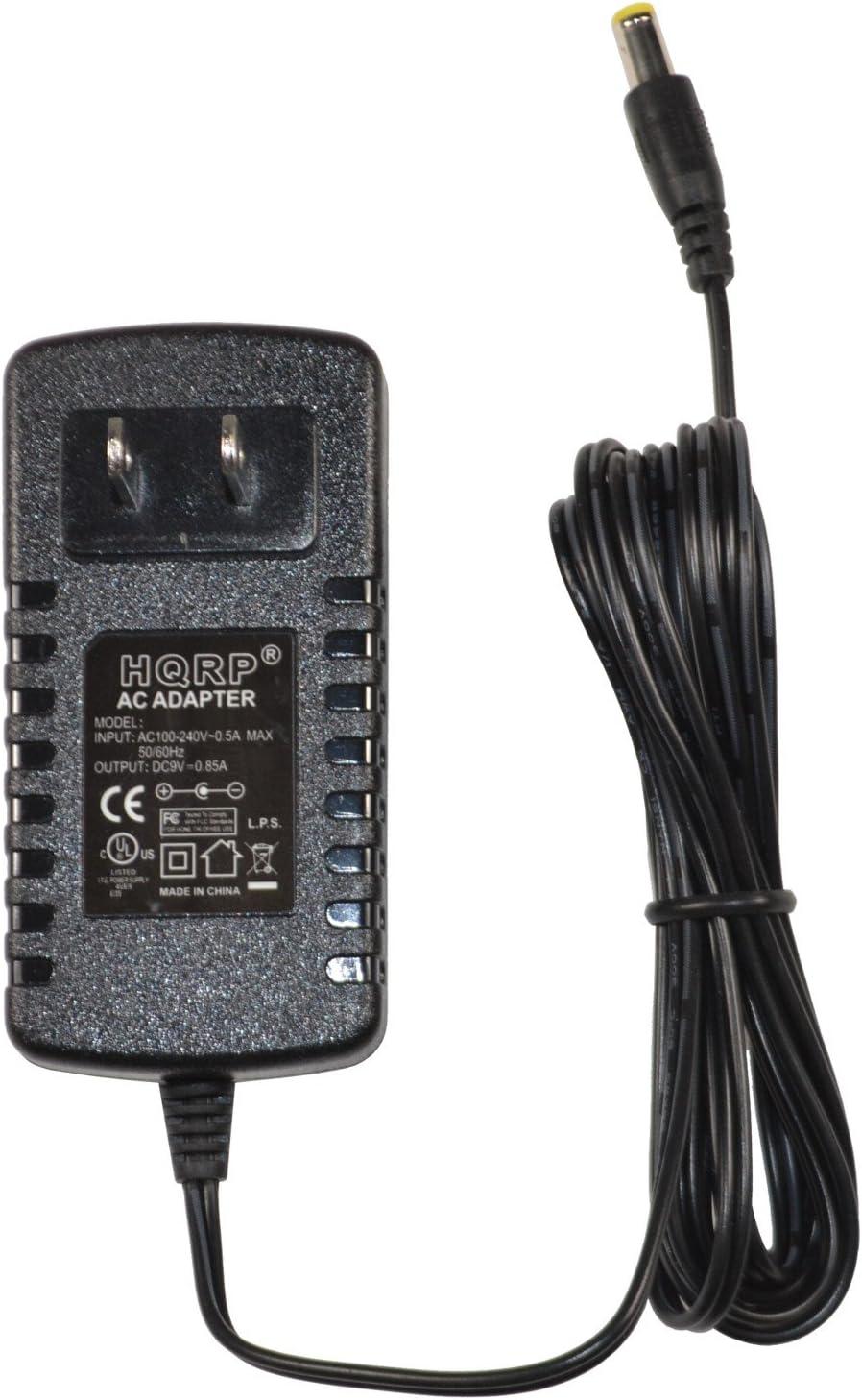 HQRP AC Adapter Power Seattle Mall Sacramento Mall Supply CTK495 for Casio CTK-495 CTK-49