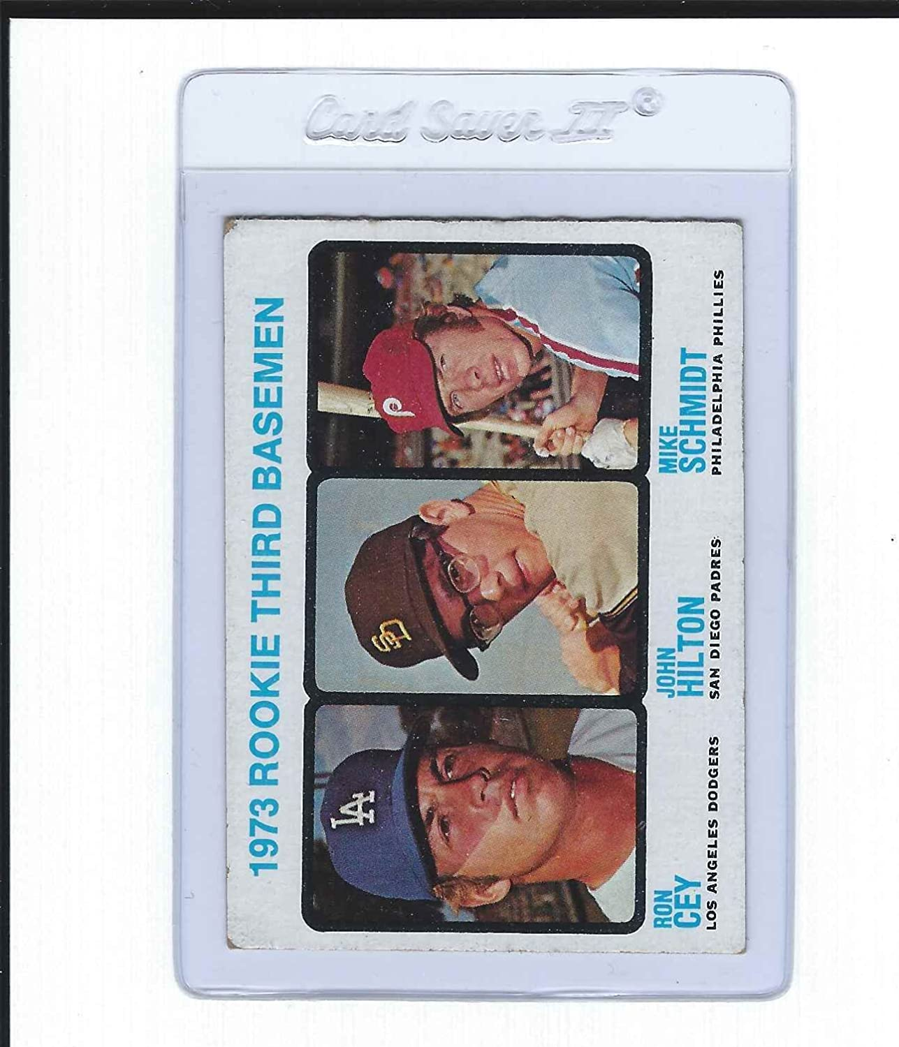 1973 Topps Max 60% OFF Baseball Complete Set 660 Schmidt Mike E Cards Purchase Rookie