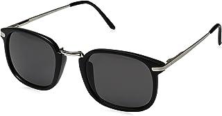 نظارة شمسية نظارة شمسية بتصميم مستطيل من مورغان ميستر