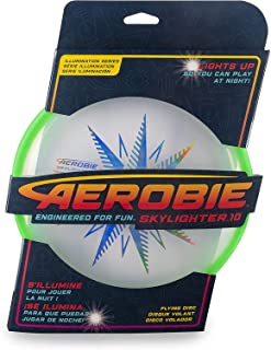 Aerobie Skylighter 10 Ultimate Flying Disc w/Super Bright Long Lasting LEDs