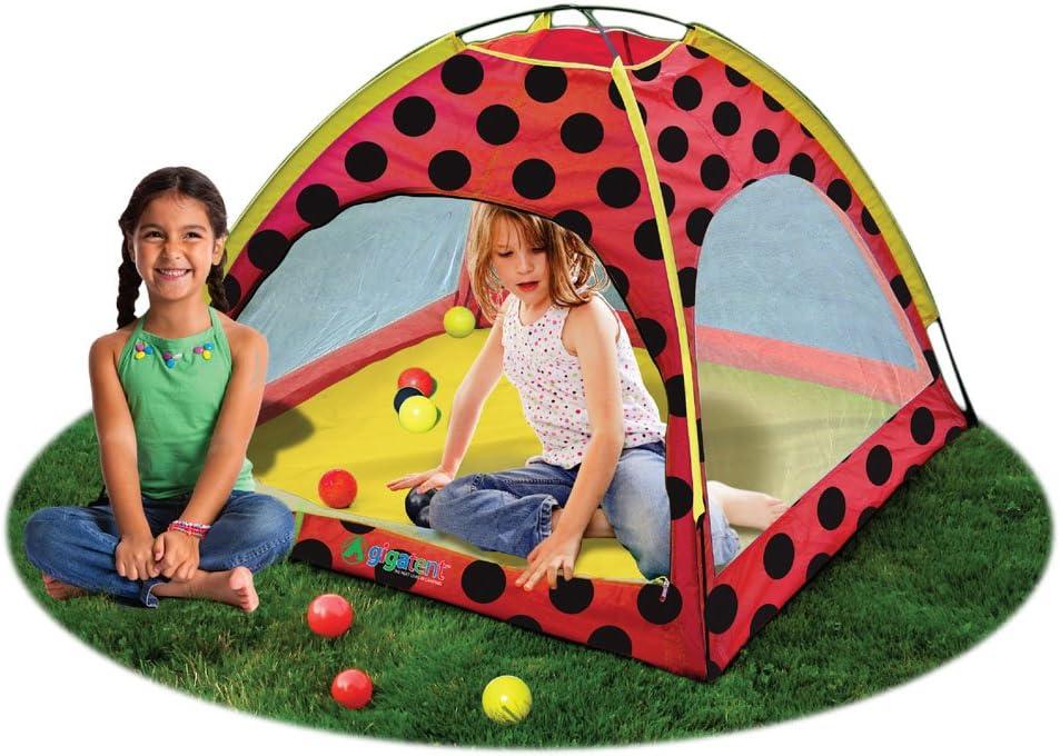 Dallas Mall Giga Tent Lady Bug Max 46% OFF Playhouse