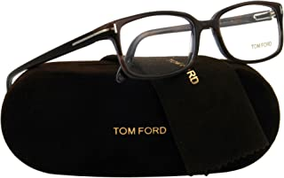 Tom Ford Eyeglasses TF 5209 Eyeglasses 020 Havana and Grey blue 53mm