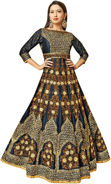 Bollywood Collection Anarkali Dresses for women Salwar Kameez Ceremony Wedding 912 2