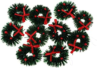 miniature wreaths crafts